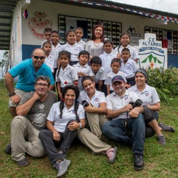 CFP en Acción! Escuela Multigrado de Altamira