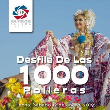 Gira Desfile De Las Mil Polleras – Enero 2019
