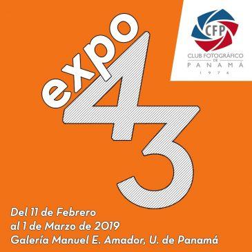 EXPO43 – Exposición del 43 aniversario del CFP – Febrero 2019