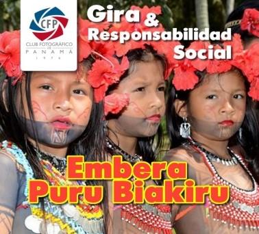 Gira y Responsabilidad Social Embera Puru Biakuru – Enero 2019